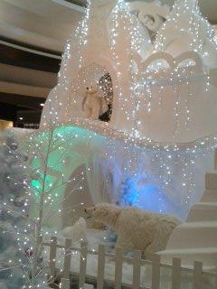 décor NOËL 2012