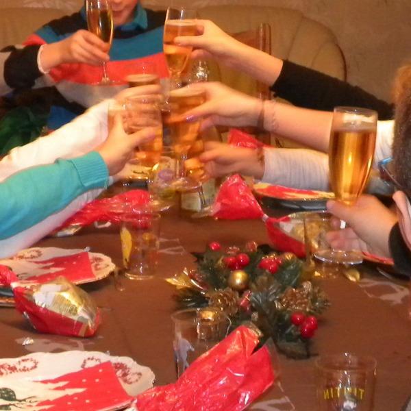 tchin ! Noël 2012