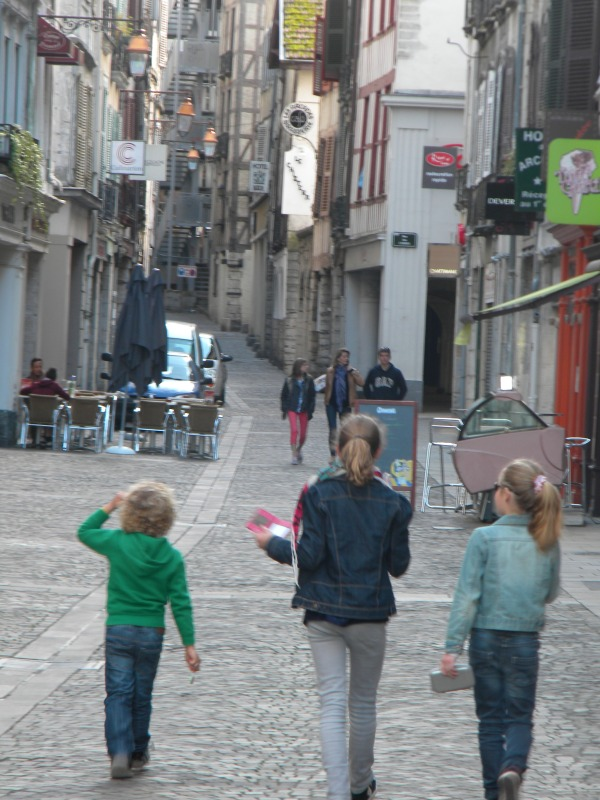 trio à Bayonne