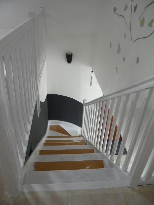 escalier pendant1