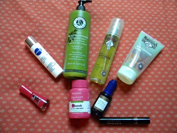 cosmétiques printemps 2013