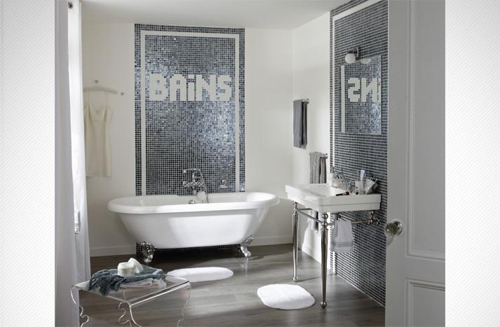 accessoires salle de bain leroy merlin. Black Bedroom Furniture Sets. Home Design Ideas