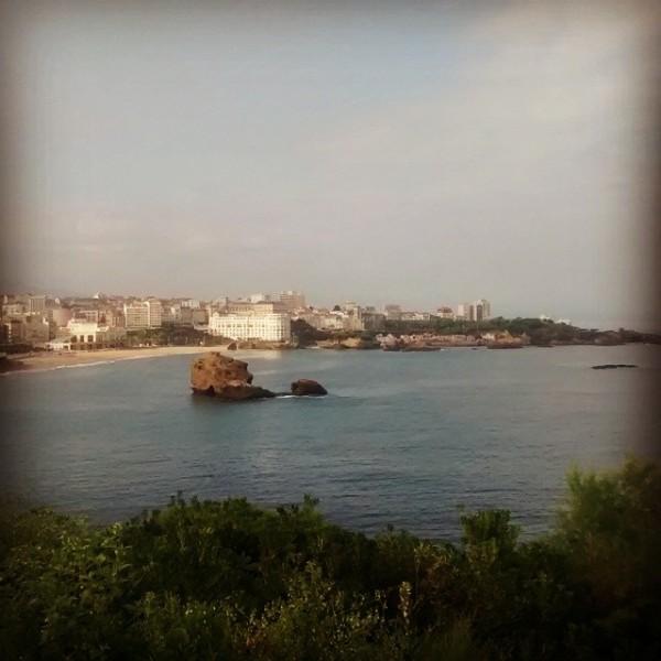 Biarritz août 14