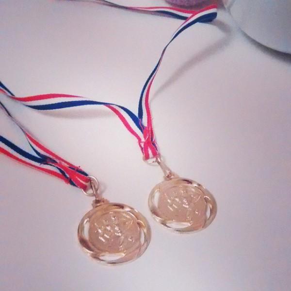 médailles 161114