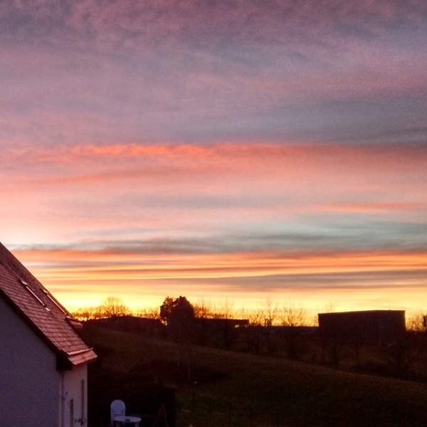 sunset 150307